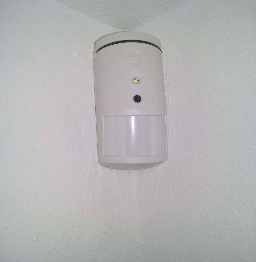 kombinovaný foto PIR detektor
